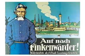 Let's go to Finkenwerder